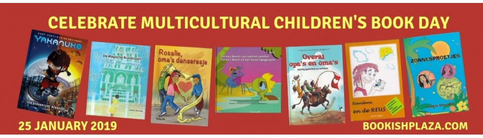 Multiculti Children's Book Day 2019