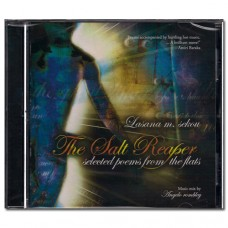 The Salt Reaper (CD) - Lasana M. Sekou