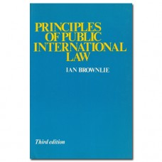 Principles of Public International Law - Ian Brownlie