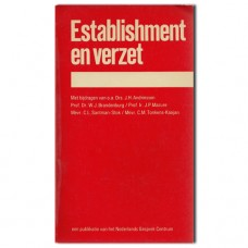 Establishment en verzet - J.H. Andriessen et al