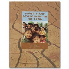 Poverty and Development in the 1990's - Tim Allen (eds.)